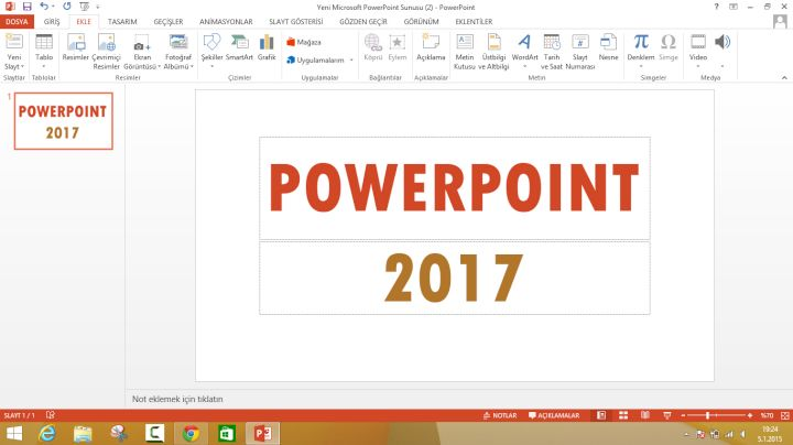 powerpoint 2017